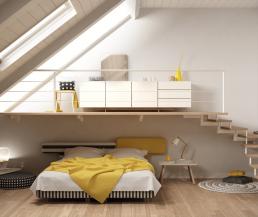 Boarding House und Micro-Apartment