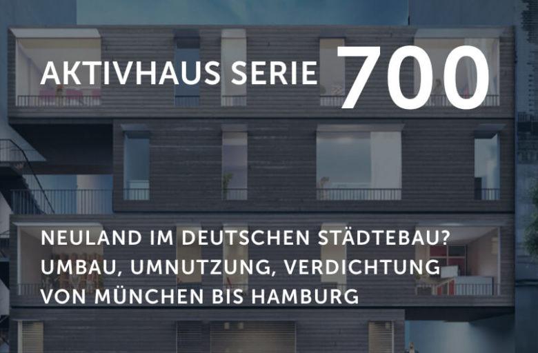 Beitragsbild: Aktivhaus Serie 700