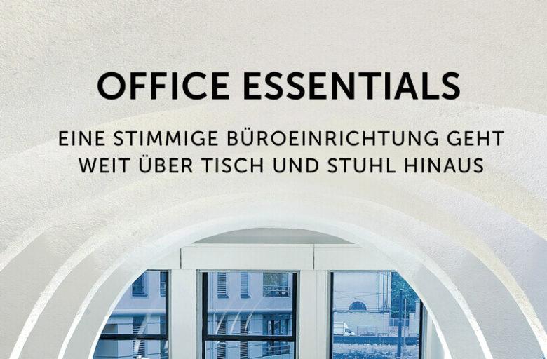 Beitragsbild: Office Essentials