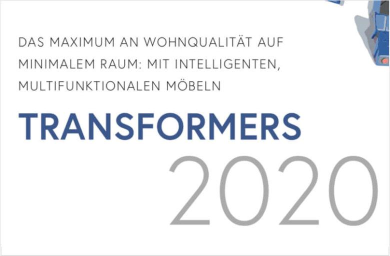 ROOMHERO-Magazin: Transformers 2020