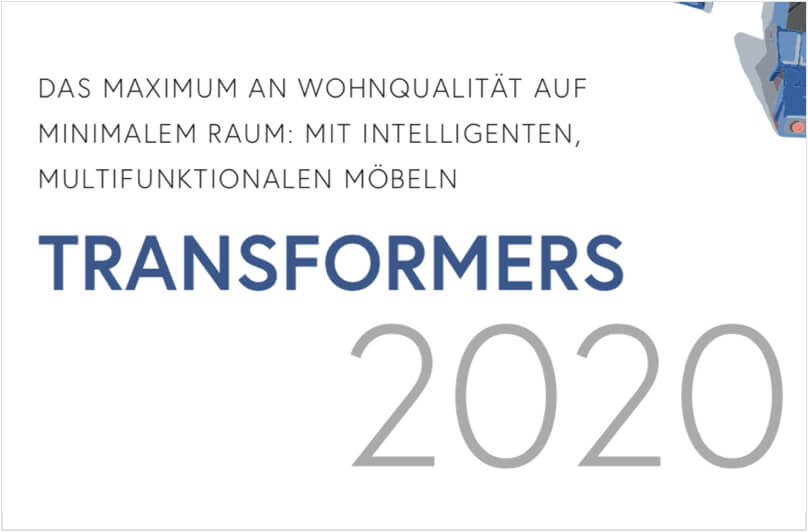ROOMHERO-Magazin: Transformers 2020